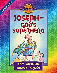Joseph--God's Superhero: Genesis 37-50 (Discover 4 Yourself Inductive Bible Studies for Kids