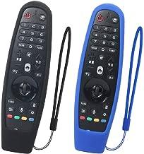 SIKAI 2-Pack Funda Protectora Compatible con LG Smart TV
