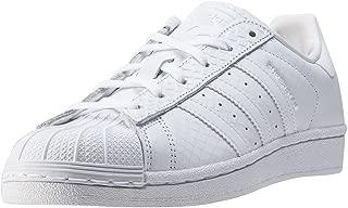 adidas Women's Superstar W, White/White