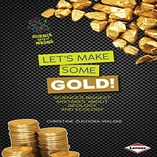 Let's Make Some Gold! audiobook cover art
