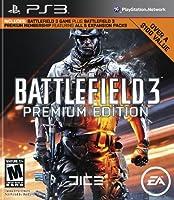 Battle Field 3 Premium Edition (輸入版:北米) - PS3