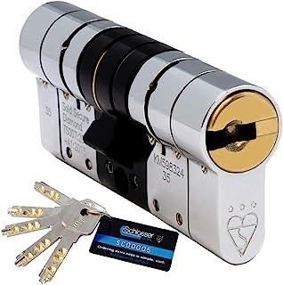Schlosser Technik - Eurocilindro de alta seguridad (5 llaves