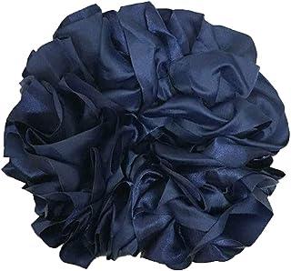 Cogongrass Volumising Scrunchie Hair Tie Ring Hijab Volumizer Headwear Rubber Band