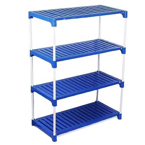 Ebee Multipurpose Rack (Blue)