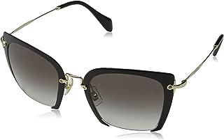 Miu Miu Women's Cut Frame Sunglasses