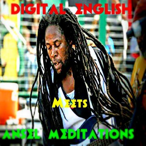 Ansel Meditation, Digital English