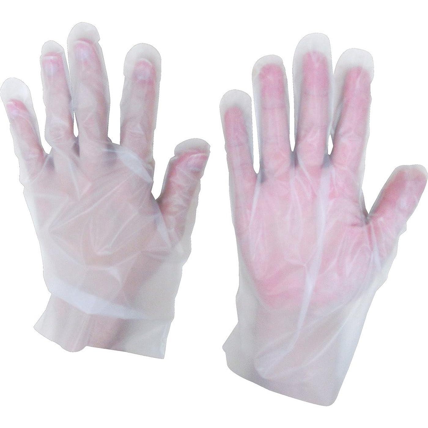 怠惰誰でもすごいシンガー ポリスリム箱入クリア SS (100枚入) LPE0190SE-TBSS ポリエチレン使い捨て手袋