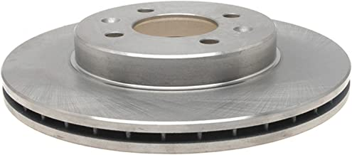 ACDelco 18A367A Advantage Non-Coated Front Disc Brake Rotor