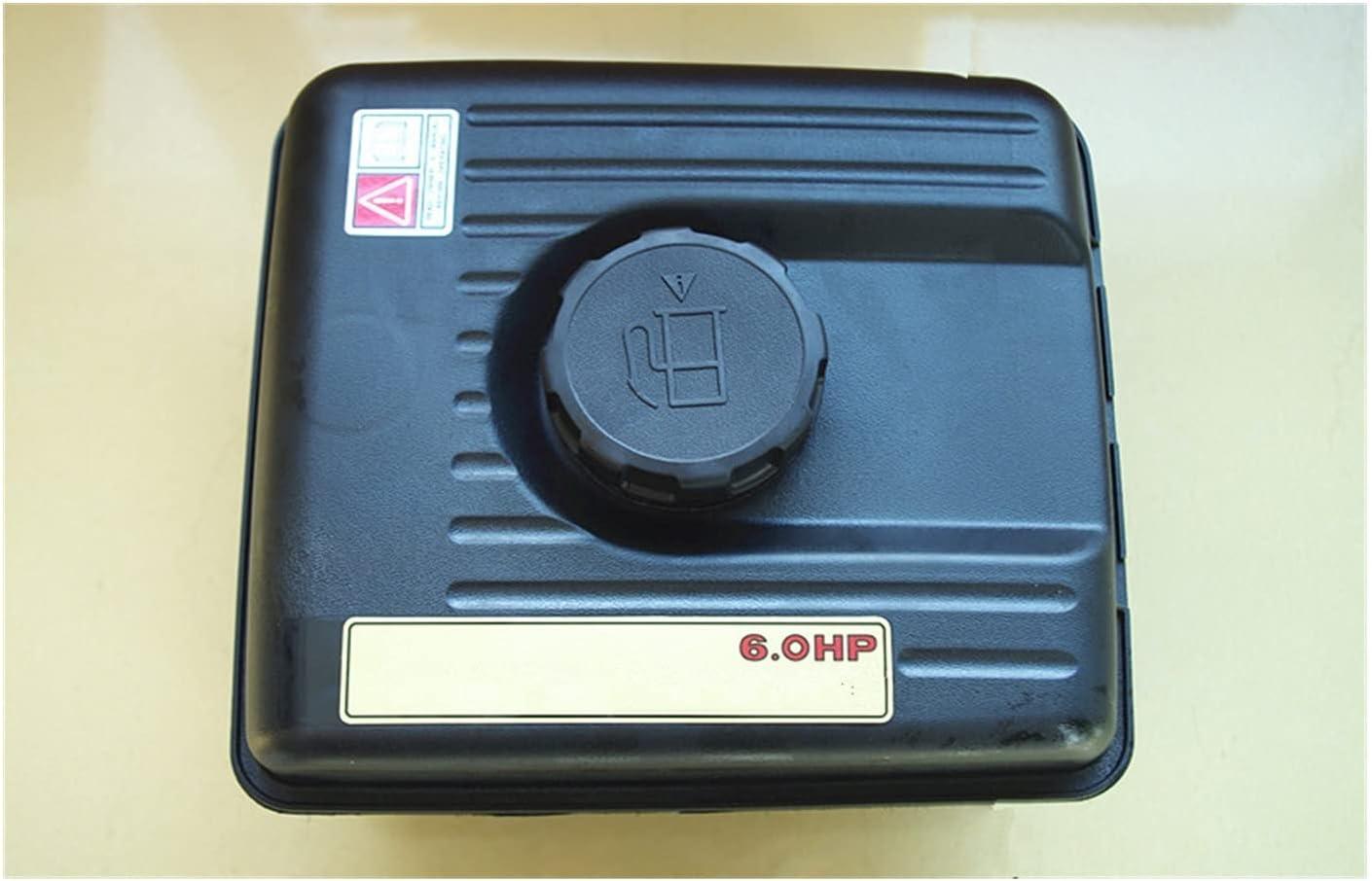 ZHFEN Genuine Fuel discount Tank Assembly Black Plastic Miami Mall Compatible with