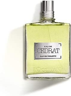 L'Occitane Men's Cedrat Eau De Toilette Cologne