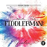 Fiddlerman Violin String Set, Synthetic Core w/Ball-End for 1/4 size