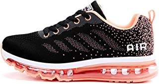 3b6483b99e7c Axcone Homme Femme Air Running Baskets Chaussures Outdoor Running Gym  Fitness Sport Sneakers Style Multicolore Respirante