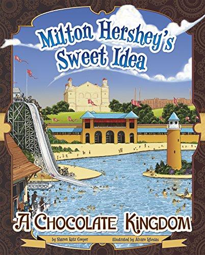 Milton Hershey's Sweet Idea: A Chocolate Kingdom (The Story Behind the Name)