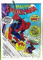 ポスター スパイダーマン B4サイズ