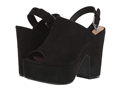 Chinese Laundry Bella (Black Suede) Women