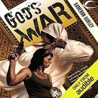 God's War audiobook cover art