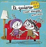Timun Mas Infantil 162223A Te quiero (casi siempre). Un libro pop-up (Cuentos para...