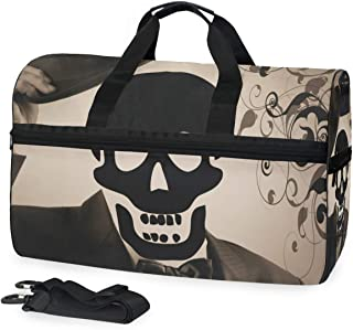 840544aed070 Amazon.com: The Duffle Bag Mr. Duffle Bags