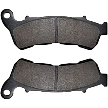 Compatible para pastillas de freno delanteras y traseras de motocicletas HONDA NT 700 V6//VA6//VA7//V7//V8//VA8//VA//VAA Deauville 2006-2013