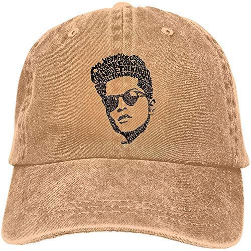 Jeans Hut Bruno Sänger Mars Logo Baseball Cap Sportkappe Adult Trucker Hat Mesh Cap