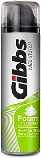 Gibbs Sensitive Tıraş Köpüğü, 200 ml