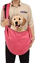 KINMBRA pet Sling Carrier for Dog cat up to 25 pounds Waterproof Tote Papoose Adjustable Padded Shoulder Strap with 3 Pock...