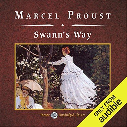 Swann's Way audiobook cover art