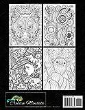 Zoom IMG-1 libro de colorear para adultos