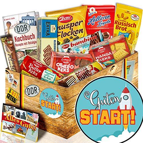 Keksgeschenk Box / DDR Box / Guten Start / Geschenk Ideen zum Start Frau