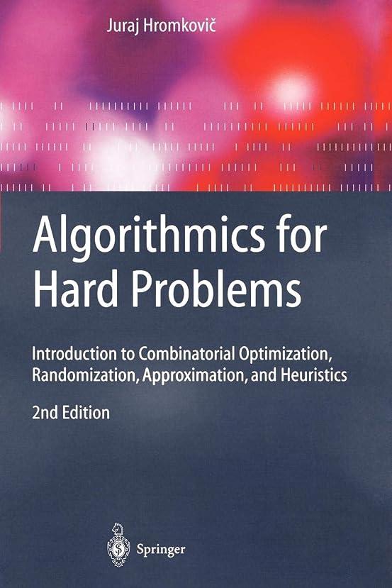 アーティファクト鮮やかなリクルートAlgorithmics for Hard Problems: Introduction to Combinatorial Optimization, Randomization, Approximation, and Heuristics (Texts in Theoretical Computer Science. An EATCS Series)