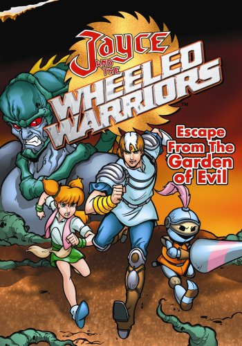 Jayce & The Wheeled Warriors: Escape From Garden [DVD] [Import]