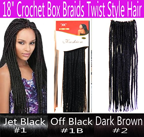 Best Hair For Box Braids With Loose Ends