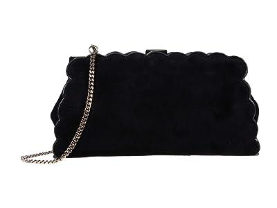 Ted Baker Elaynna Clutch (Black) Clutch Handbags