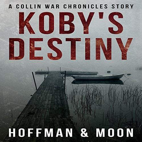 Koby's Destiny audiobook cover art