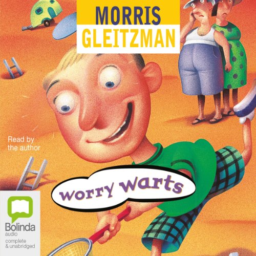 Worry Warts audiobook cover art