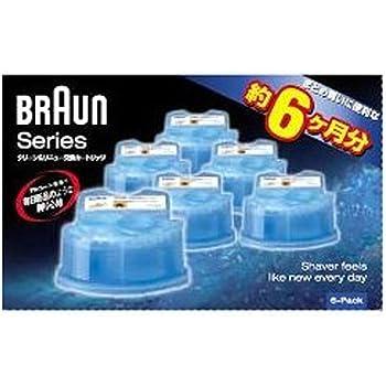 【セット商品】ブラウン洗浄液 6個パック CCR-6 ×2個セット