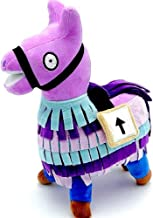 ALLYK Llama Plush Loot Supply Stuffed Toy Doll, Figures Video Game, Soft Troll Stash Animal Alpaca Gift M: 9.8inch (25cm) Height