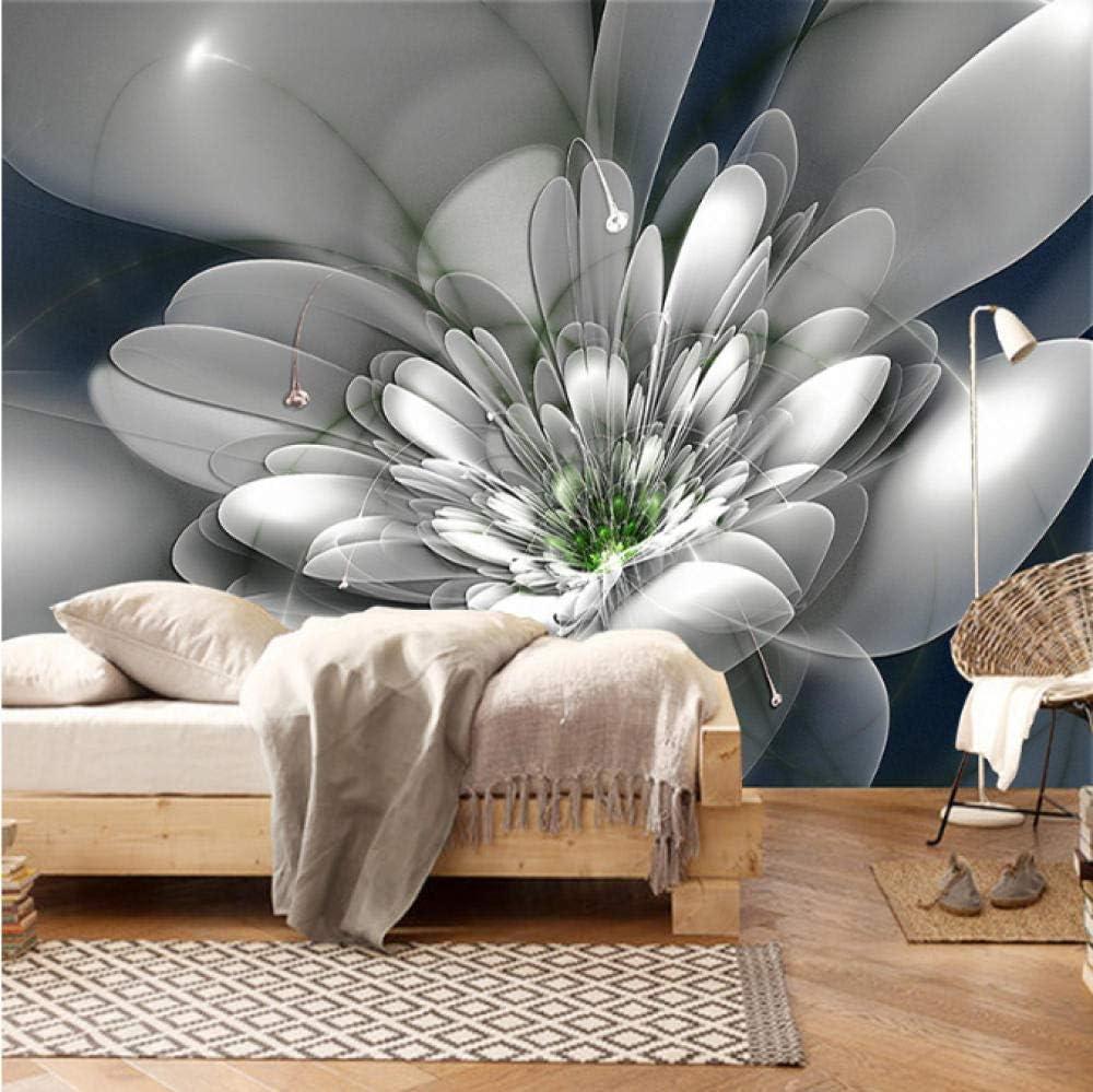3D Flowers E152 Removable Wallpaper Self Adhesive Wallpaper Extra Large Peel /& Stick Wallpaper Wallpaper Mural AJ WALLPAPERS