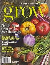 Fine Gardening Grow Magazine Fall 2015