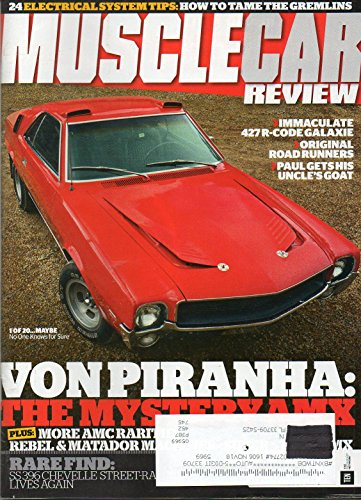 Muscle Car Review 2016 Magazine BLUE BIRDS IN HAND: WHAT COULD BE BETTER THAN AN ORIGINAL ROAD RUNNER? TWO!!!