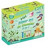 Science4you-Súper Kit de ciències 6 en 1, versión en español (482934)