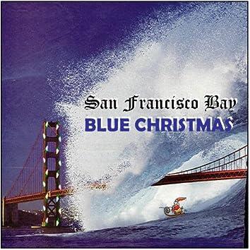 San Francisco Bay Blue Christmas