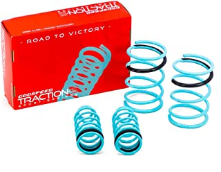 LS-TS-MI-0001 Traction-S Performance Lowering Springs for Mitsubishi Eclipse(3G) 2000-05