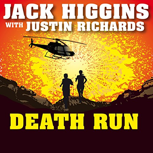 Death Run audiobook cover art