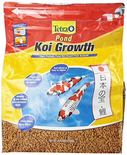 TetraPond Koi Growth Food, 4.85 lb.