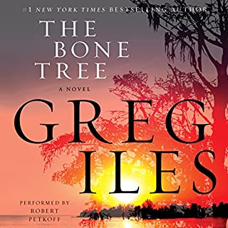 The Bone Tree audiobook cover art