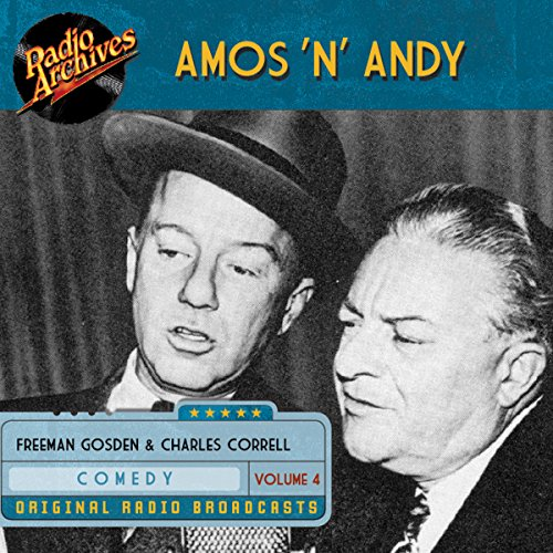 Amos 'n' Andy, Volume 4 audiobook cover art