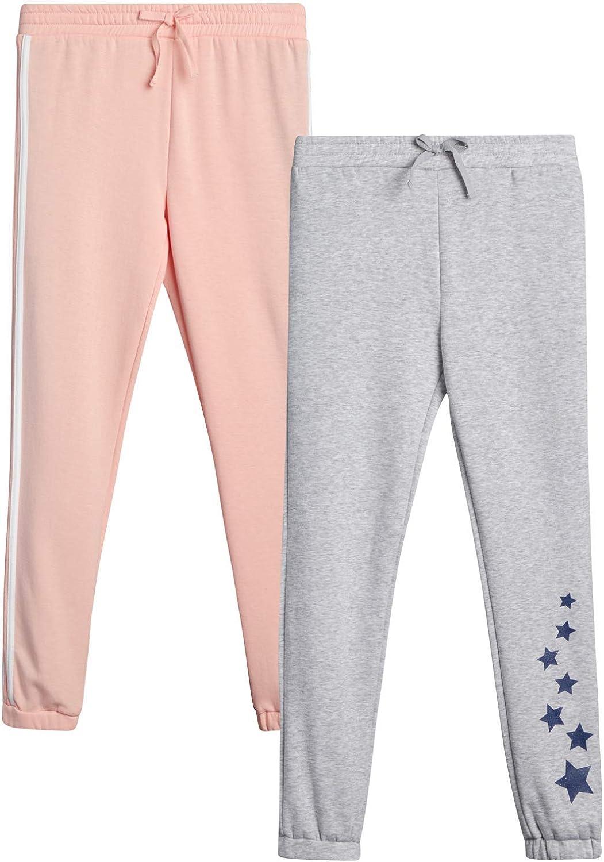 WallFlower Girls' Sweatpants - Athletic Pan Active Fleece Jogger Complete Over item handling Free Shipping