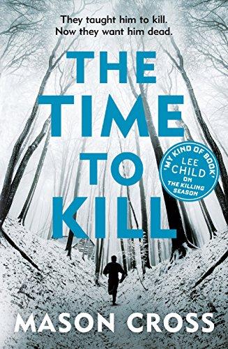 The Time to Kill: Carter Blake Book 3 (Carter Blake Series) (English Edition)