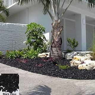 Yardwise Rubber Landscape Mulch - Multiple Colors Black